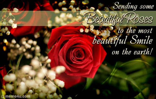 romantic ecards, love ecards, red rose festival cards