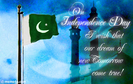 Pakistan Independence Day 14th August - Virtualians Social Network