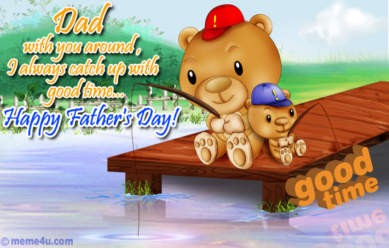 fathers day postcard, fathers day gifts, fathers day wishes