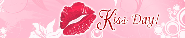 Kiss Day | Free Kiss Day Ecards | Kiss Day Cards | Kiss Day Greeting Cards | Kiss Day Ecards