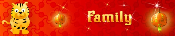 Free Chinese New Year Family Cards, Chinese New Year Greetings For Family From meme4u.com
