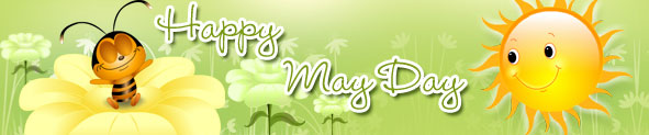Happy May Day Cards | Happy May Day Ecards | Happy May Day Greeting Cards | Free Happy May Day Ecards