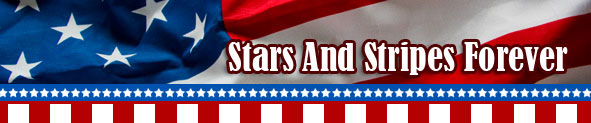 Stars And Stripes Forever  | Stars And Stripes Forever Ecards | Stars And Stripes Forever Cards | Stars And Stripes Forever Greeting Cards