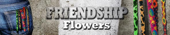 Friendship Flowers | Card With Flowers | Flowers Cards | Flowers Greeting Cards