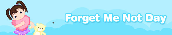Forget Me Not Day Cards | Forget Me Not Day Ecards | Forget Me Not Day Greeting Cards