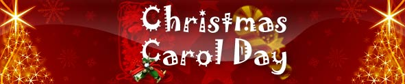 Christmas Carol Day Ecards | Christmas Carol Day Cards | Christmas Carol Day Greetings